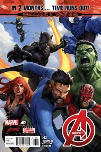 Avengers (2013 series) #43, NM (Stock photo)