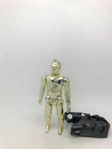 1982 Star Wars ESB C-3PO Removable Limbs
