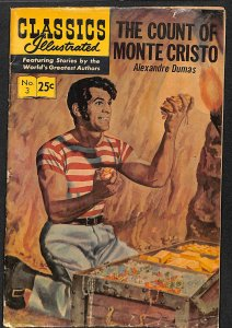 Classics Illustrated #3 (1942)