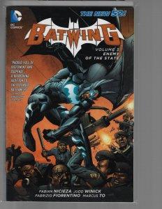 Batwing Vol #3 (DC, 2014) - TPB