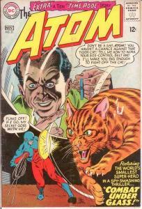 ATOM 21 VG-F  November 1965 COMICS BOOK