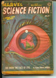 Marvel Science Fiction-Pulp-5/1952-Robert Moore Williams-Milton Lesser