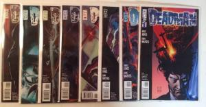 Deadman 1-8 Near Mint Lot Set Run Bruce Jones Vertigo