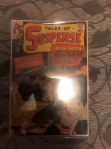 Tales of suspense 50 1rst appearance mandarin