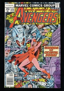 Avengers #171 NM- 9.2