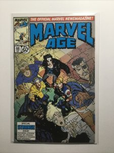 Marvel Age 66 Near Mint Nm Marvel