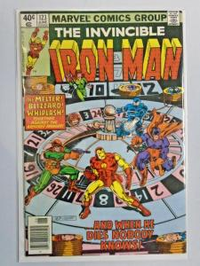 Iron Man (1st Series) #122, 6.5 (1979)