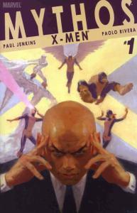 Mythos (Marvel) #1 VF/NM; Marvel | save on shipping - details inside