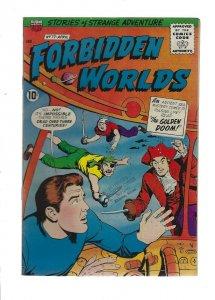 Forbidden Worlds #77