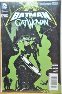 Batman and Robin #22 (2013)VF-NM