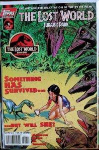 The Lost World: Jurassic Park #1 (1997)