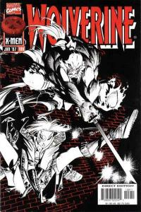 Wolverine (1988 series) #109, NM + (Stock photo)