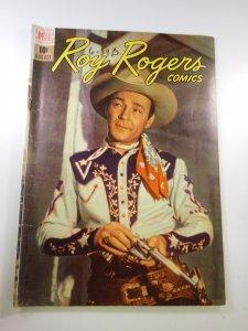 Roy Rogers Comics #8 VG+