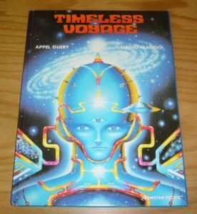 Timeless Voyage HC VF appel guery - sergio macedo - transtar pacific hardcover