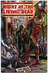 NIGHT of the LIVING DEAD Aftermath #4, NM, Gore, 2012, more NOTLD in store