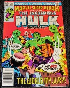 Marvel Super-Heroes #101 (1981)
