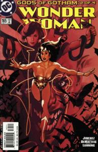 Wonder Woman (2nd Series) #165 VF; DC | save on shipping - details inside