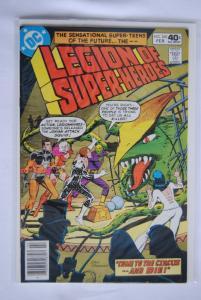 Legion of Super-Heroes 260