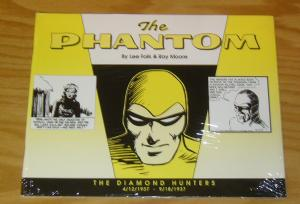 the Phantom: the Diamond Hunters #1 VF/NM lee falk 4/12/1937-9/18/1937 ray moore