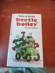 Beatle Bailey 1976