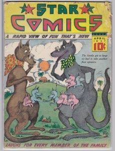 Star Comics #2 (Apr 1937) Harry A Chesler