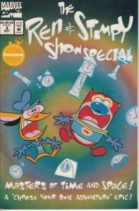 Ren & Stimpy Show Special #3, NM + (Stock photo)
