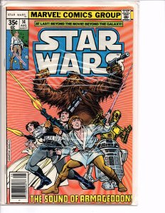 Marvel Comics (Vol. 1) Star Wars #14 Archie Goodwin Carmine Infantino