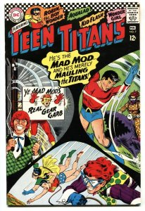 TEEN TITANS #7 comic book 1967 Robin Wonder Girl Kid Flash VF/NM