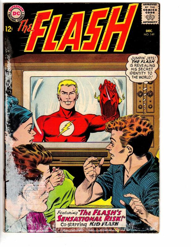 FLASH 149 FAIR  December 1964