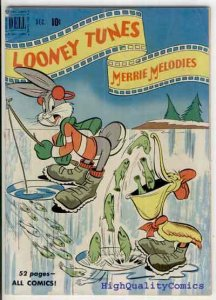 LOONEY TUNES #110, VG/VG+, Bugs Bunny, 1950, Porky Pig, Elmer Fudd, Sylvester