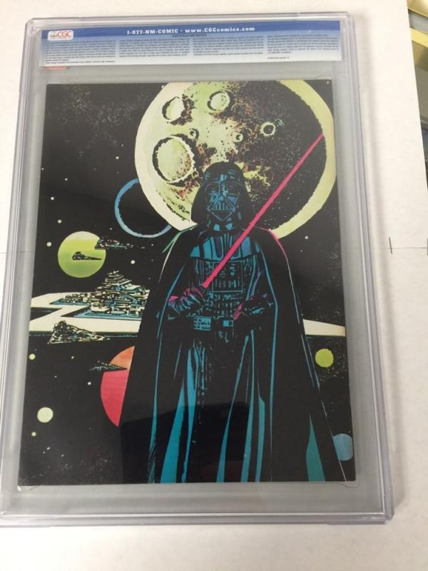 Marvel Super Special 27 Cgc 9.6 White Pages Star Wars Return Of The Jedi