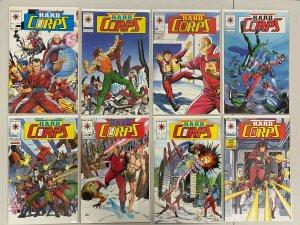 Hard Corps Valiant Comic Set #1-30 NM (1992-1995)