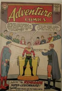 Adventure Comics #316 (Jan 1964, DC) VG+