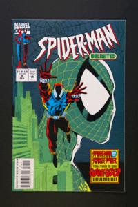 Spider-Man Unlimited #8 February 1995