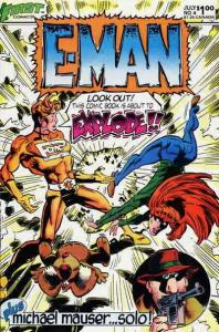 E-Man (2nd Series) #4 VF/NM; First | save on shipping - details inside