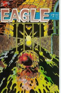 Eagle (Crystal) #7 VF/NM; Crystal | save on shipping - details inside