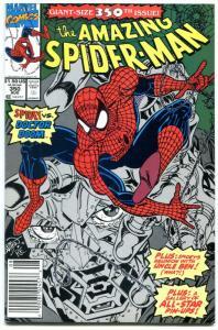 AMAZING SPIDER-MAN #350 1991-MARVEL COMICS NM-