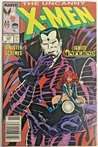 UNCANNY X-MEN#239 FN/VF 1988 (NEWSTAND) MARVEL  COMICS