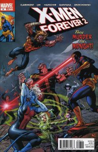 X-Men Forever 2 #8 VF/NM; Marvel | we combine shipping