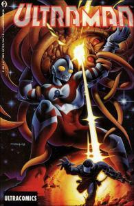 Ultraman (Ultracomics) #1 FN; Ultracomics   save on shipping - details inside