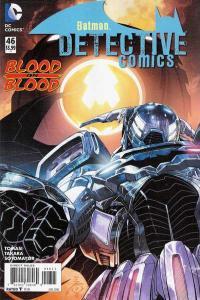Detective Comics (2011 series) #46, VF+ (Stock photo)