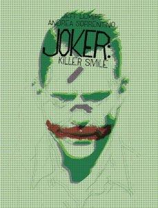 JOKER KILLER SMILE (2019 DC) #1 PRESALE-10/30
