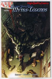 GRIMM FAIRY TALES - MYTHS & LEGENDS #3, Monsters, NM-, more GFT's in store