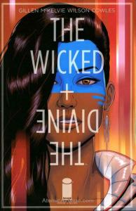 Wicked + The Divine, The #5 VF/NM; Image | save on shipping - details inside