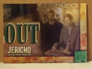 2007 Jericho Season One Fallout #F3