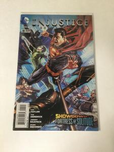 Injustice Gods Among Us 11 Nm Near Mint DC Comics