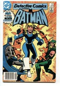 Detective Comics #554 1985 Batman- 1st Modern Black Canary VF/NM