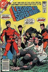 Legion of Super-Heroes (1980 series) #279, Good (Stock photo)