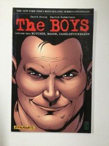 The Boys Volume Vol. 10 Tpb Softcover Sc Near Mint Nm Dynamite