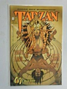 Tarzan Love, Lies, and the Lost City #1 8.0 VF (1992)
